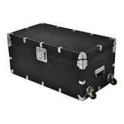 Rhino Trunk and Case Indestructo Travel Trunk; Large