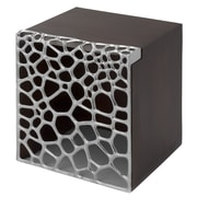 Modern Day Accents Colmena Honeycomb End Table