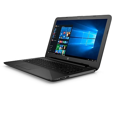 HP - Portatif 15-ac190ca, 15,6 po, Intel® Core™ i3-5005U 5e génération, RAM 4 Go, dd 500 Go, Windows 10 Home, bilingue