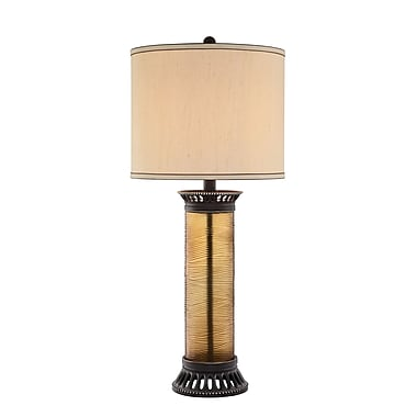 Catalina Lighting 34'' Table Lamp; Not Included
