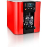 Sage Water Coolers Hot, Cold, and Room Temperature Countertop Water Cooler; Red
