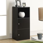 Convenience Concepts Xtra Storage Cabinet II; Black