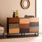 "Southern Enterprises Harvey 31"" Credenza, Multi-Tonal (CM2348)"