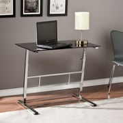 Southern Enterprises Baden Adjustable-Height Work Table/Desk