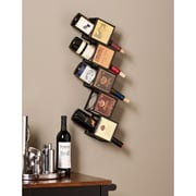 Southern Enterprises Evora Wall-Mount Wine Rack (HZ1004)