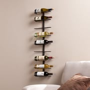 Southern Enterprises Botella Wall-Mount Wine Rack (HZ1022)