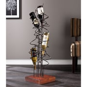Southern Enterprises Brindisi Wine Rack (HZ1026)