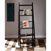Southern Enterprises Anywhere Storage/Display Ladder, Black (HZ7502)