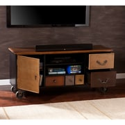 Southern Enterprises Eclectic TV/Media Stand (MS9992)