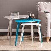 Southern Enterprises Tatum Nesting Table, 3 Pieces/Set (OC3437)