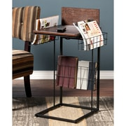 Southern Enterprises Porten Sofa Side Table with Power and USB (OC9026)