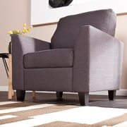 Holly and Martin Plushen Chair, Anthracite (UP9421)