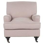 Safavieh Sierra Arm Chair; Taupe