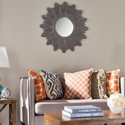 Safavieh Sun Mirror I; Grey