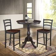 Carolina Cottage Newport 36'' Pub Table; Espresso