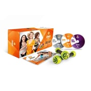 Zumba Gold Live it Up, 3 Disc DVD Collection
