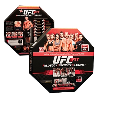 UFC Fit Full-Body Intensity Training