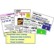 """Epson Consumables, Paper Label, Direct Thermal, 1"""" X 1"""", TM-P60 Compatible, 240 Labels Per Roll"""