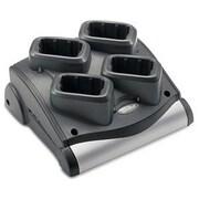 Zebra Enterprise 4-slot Battery Charger, for MC90x0 & MC9190; Requires Power Pwrs-14000-242r, Dc Cable 25-72614-01r, & AC