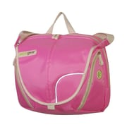 Riverstone Industries Corporation Ecogear Messenger Bag; Pink