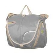 Riverstone Industries Corporation Ecogear Messenger Bag; Charcoal