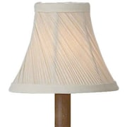 Forte Lighting 8'' Fabric Bell Lamp Shade