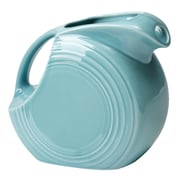 Fiesta 67.25 Oz. Large Disc Pitcher; Turquoise