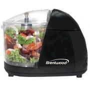 Brentwood Food Chopper; Black