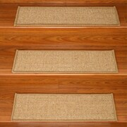 Natural Area Rugs Soho Carpet Stair Tread (Set of 13)
