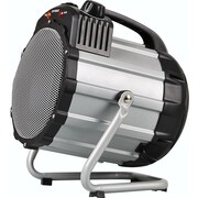 Optimus Fan Forced Utility Portable and Shop Space Heater with Thermostat