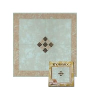 Home Dynamix 12'' x 12'' Luxury Vinyl Tile in Small Checkerboard