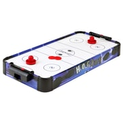 Hathaway Games Blue Line 32'' Portable Table Top Air Hockey