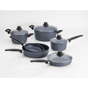 Woll Cookware Woll Diamond Plus/Diamond Lite, 10 Piece Cooking Set by
