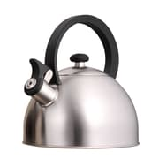 Creative Home Prelude 2.1 Qt. Whistle Tea Kettle; Stainless Steel