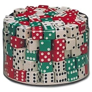 Chenille Kraft Drum of Dice