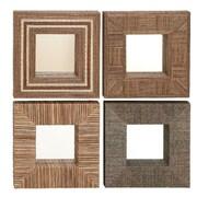 Aspire Artsy Wall Mirror (Set of 4)