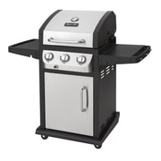 Dyna-Glo Smart Space Living 3-Burner Propane Gas Grill w/ Side Shelves