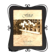 Fetco Home Decor Albee Tuscan Bronze Picture Frame; 8'' x 10''