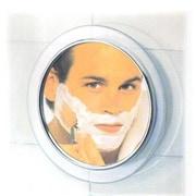Jerdon Fogless Suction Mirror