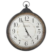 CBK Pocket Watch 31.75'' Wall Clock