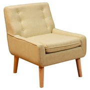Home Loft Concept Kasey Tufted Retro Chair
