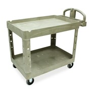 Rubbermaid Commercial Products 26'' 2 Shelf Cart