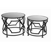 Privilege 2 Piece Nesting Table Set