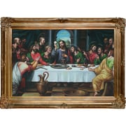 Tori Home The Last Supper by Juanes Framed Hand Painted Oil on Canvas