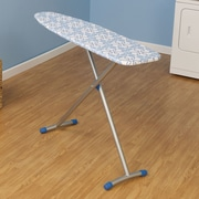 Household Essentials Euro Arch Foot T-Leg Stance Ironing Board