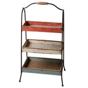 CBK Three Tier Shelf