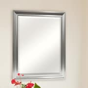 Darby Home Co Rectangle Plastic Beveled Wall Mirror