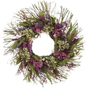Urban Florals Bliss Garden Wreath; 22'' H x 22'' W x 5'' D