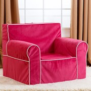 Abbyson Living Kids Arm Chair; Pink