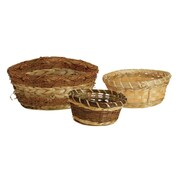 WaldImports 3 Piece Bowl Set
